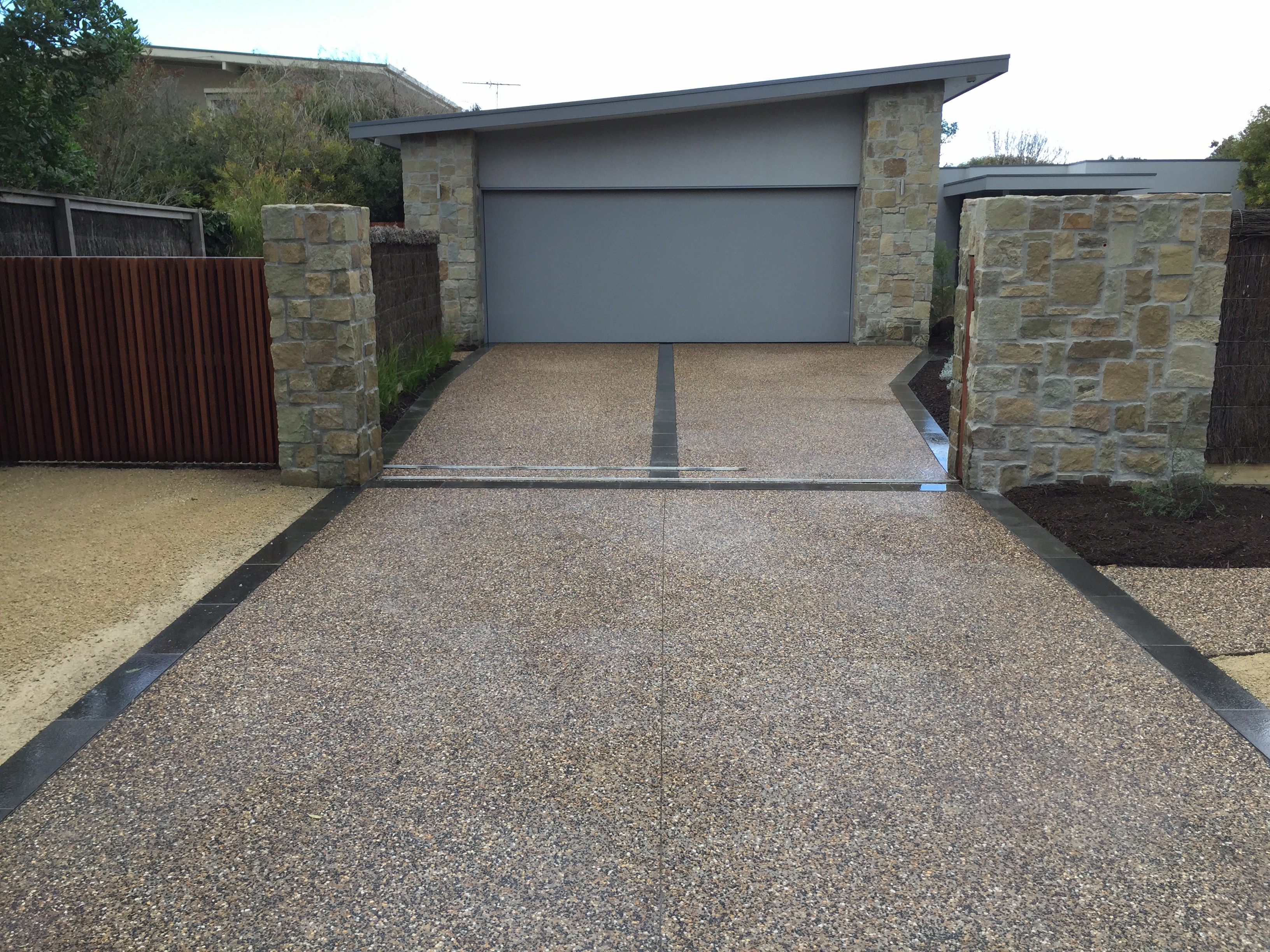 Blairgowrie design and landscape